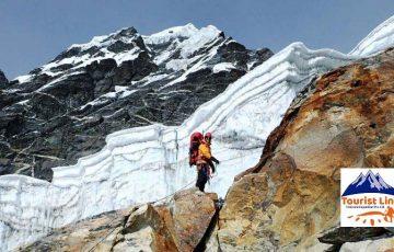 Adventure of Makalu high pass