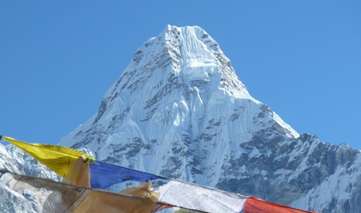Ammadablam-Mountain