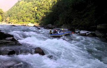 Bhote-Koshi-Rafting