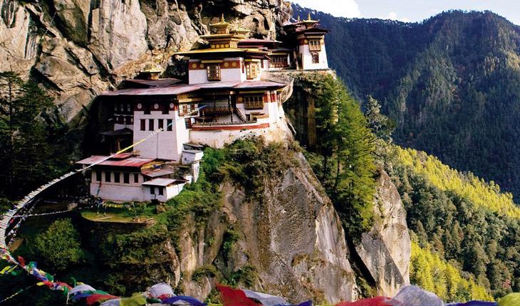 Bhutan Glimpse Tour