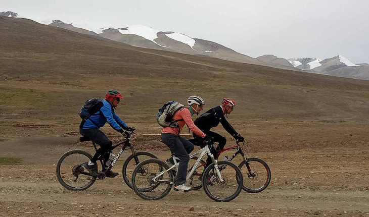 Bicycle Tour in Tibet