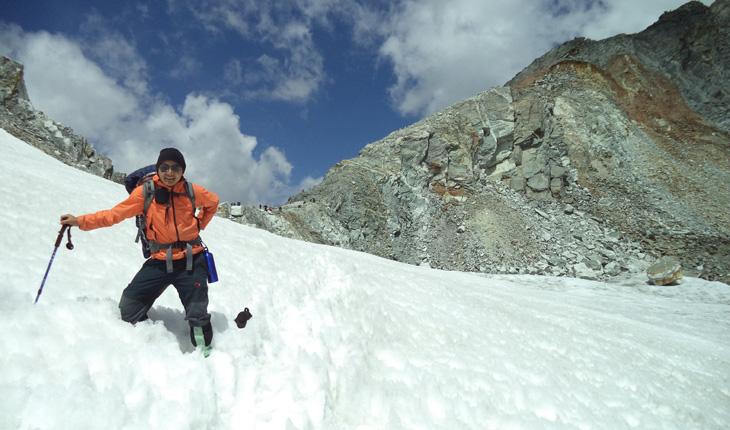 Gokyo Chola Pass EBC Trek