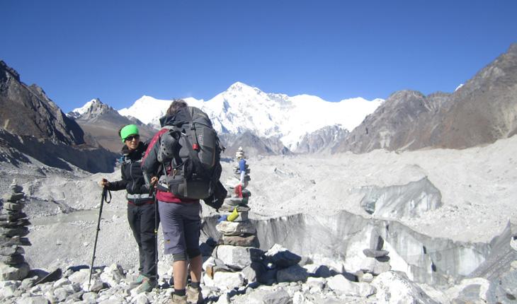 Everest Base Camp Chola Pass Trek