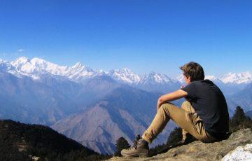 View of Helambhu