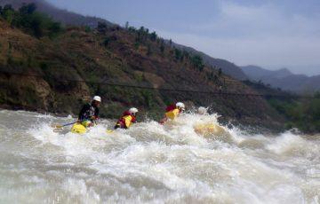 Marshyangdi-River-Rafting