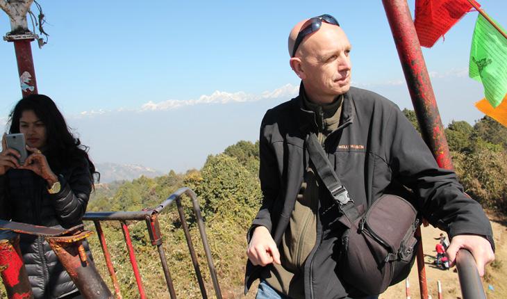 Nagarkot-view