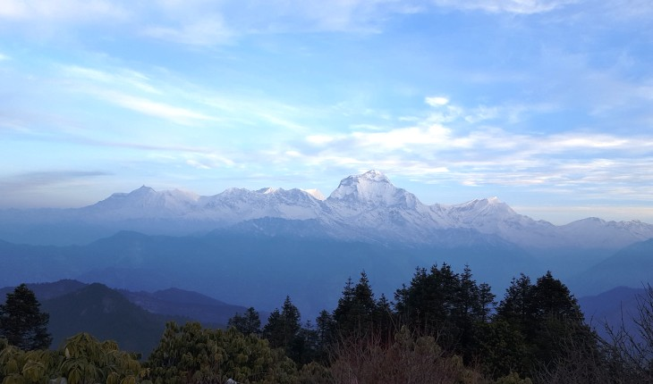 Dhaulagiri View from PoonHill