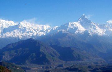 Sarangkot Mountain view
