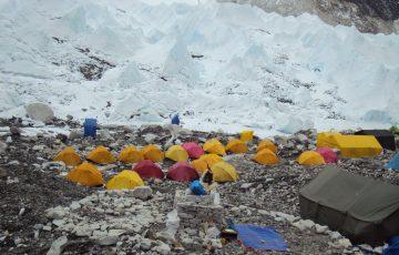 Everest Base Camp - Expedition prepration