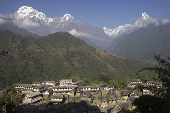 Ghandruk Hot Spring Trek Nepal