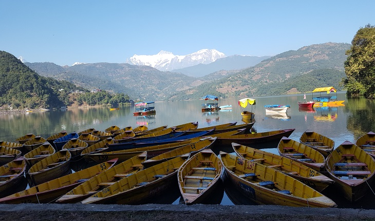 Himalayan Golden Triangle Tour Nepal